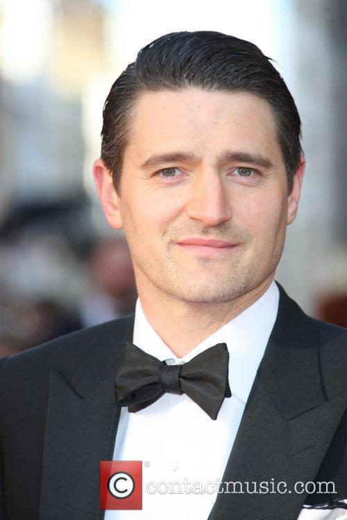 Tom Chambers The Olivier Awards 2012 held at...
