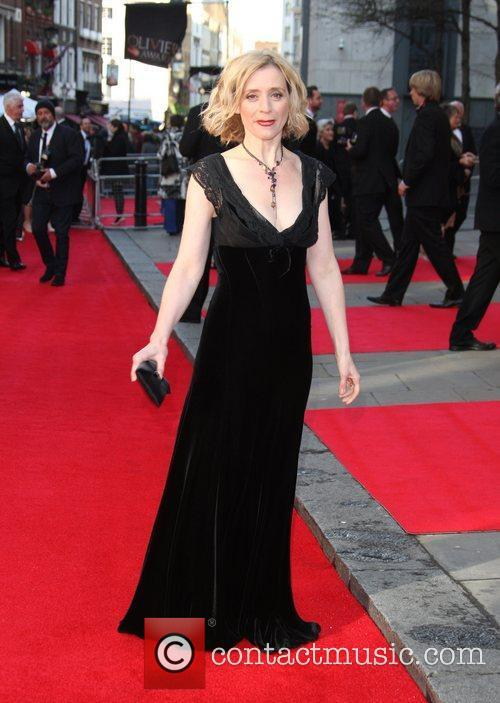 Anne-Marie Duff The Olivier Awards 2012 held at...