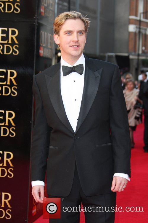 Dan Stevens The Olivier Awards 2012 held at...