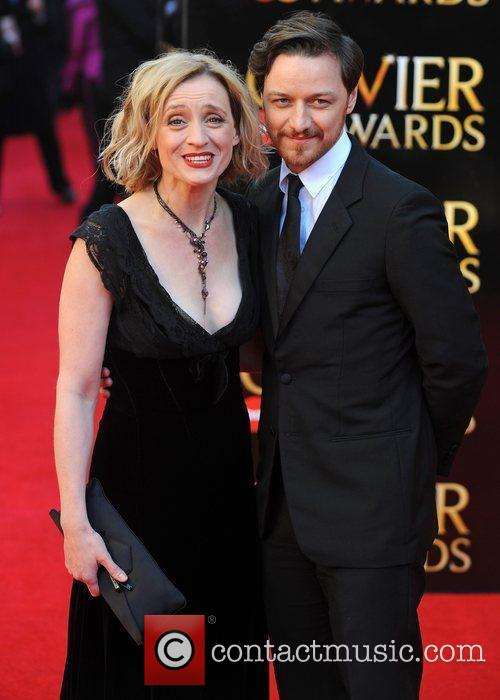 Anne-Marie Duff and James McAvoy 8