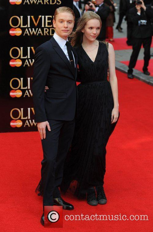 Freddie Fox and Tamzin Merchant 5