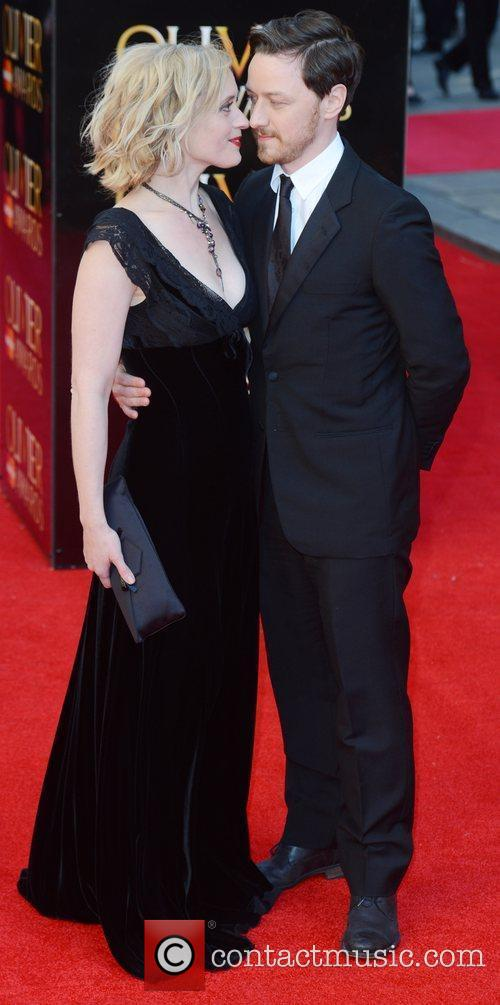 Ann-Marie Duff and James McAvoy  The Olivier...