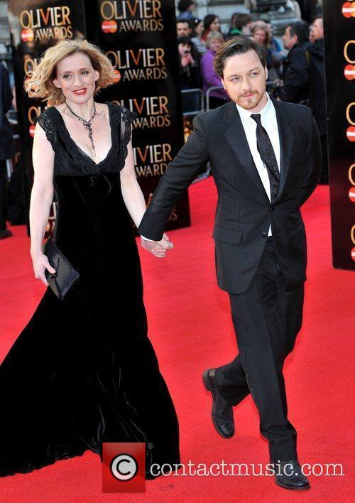 James Mcavoy and Anne-marie Duff 4