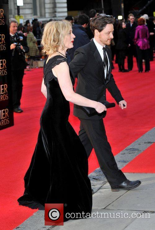 Anne-Marie Duff and James McAvoy 6