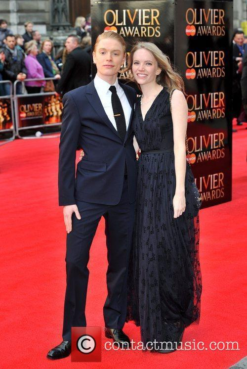 Freddie Fox and Tamzin Merchant 6