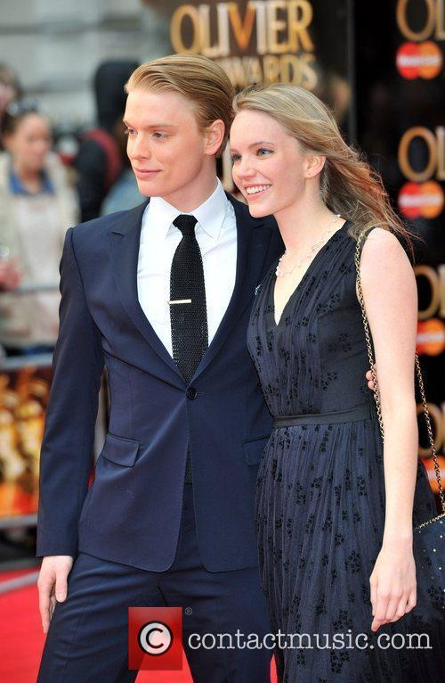 Freddie Fox and Tamzin Merchant 7