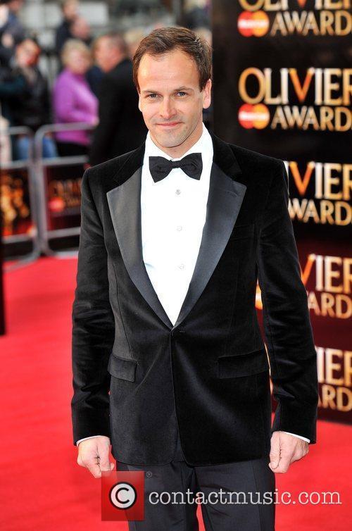 Jonny Lee Miller The Olivier Awards 2012 held...
