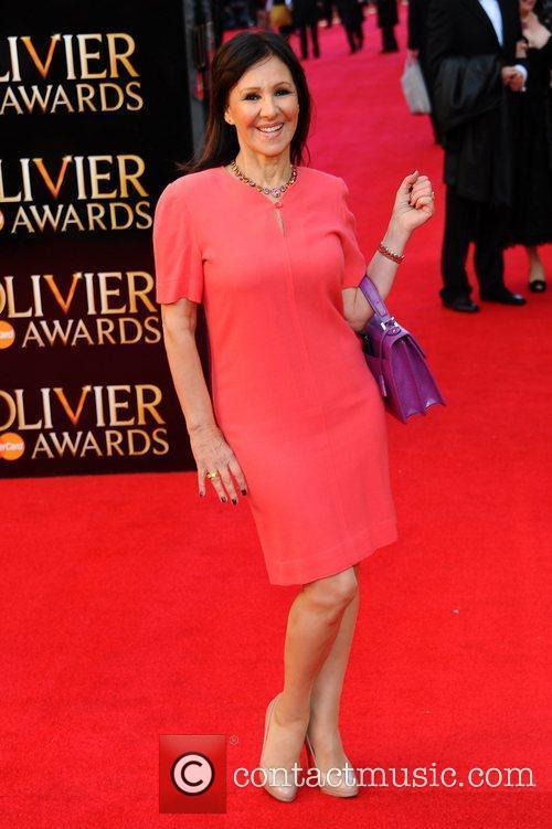 Arleene Phillips The Olivier Awards 2012 held at...