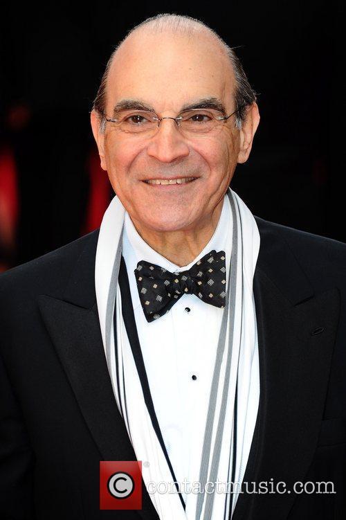 David Scuhet The Olivier Awards 2012 held at...