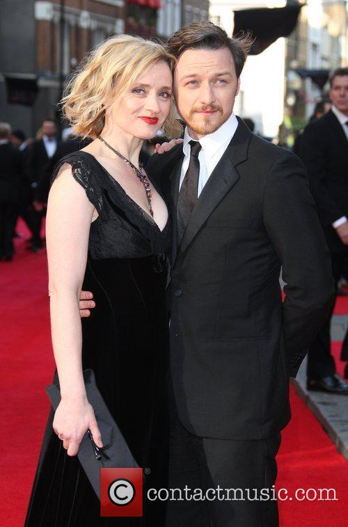 James Mcavoy 2014 Wife James McAvoy - ...