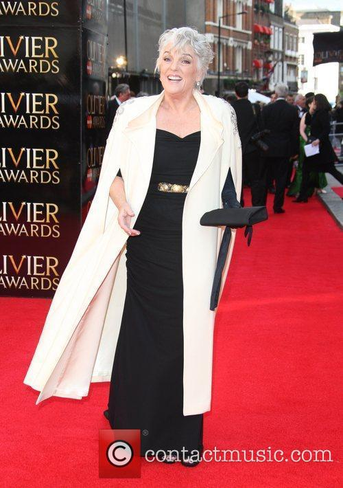 Tyne Daly The Olivier Awards 2012 held at...