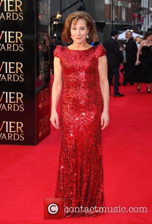 Zoe Wanamaker The Olivier Awards 2012 held at...