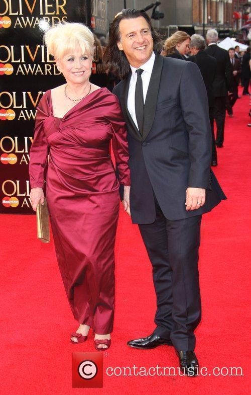 Barbara Windsor and Scott Mitchell 3