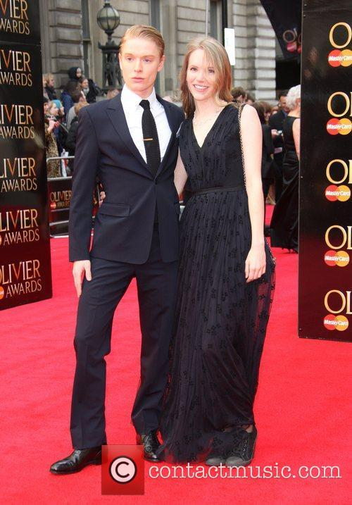 Freddie Fox and Tamzin Merchant 2