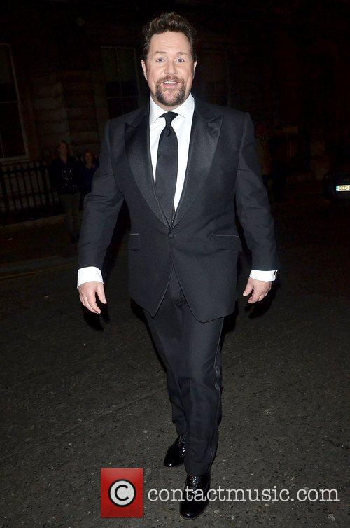 Michael Ball The Olivier Awards 2012 held at...