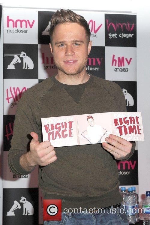 Olly Murs, Right Place, Right Time and Manchester 8