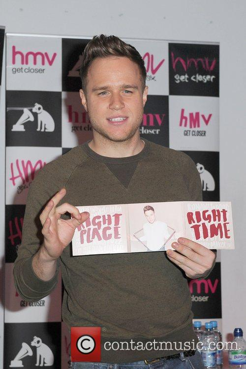 Olly Murs, Right Place, Right Time and Manchester 2