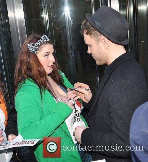 Olly Murs, The, Today Fm and Samantha Douglas 3
