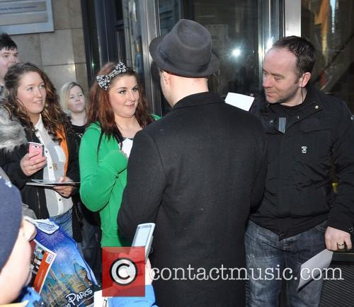 Olly Murs, The, Today Fm and Samantha Douglas 6