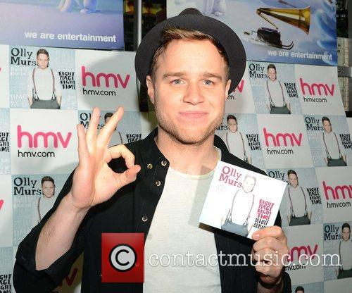 Olly Murs, Right Time Right Place, Dundrum, Dublin and Ireland 6