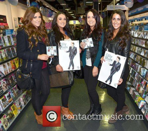 Olly Murs, Right Time Right Place, Dundrum, Dublin and Ireland 8