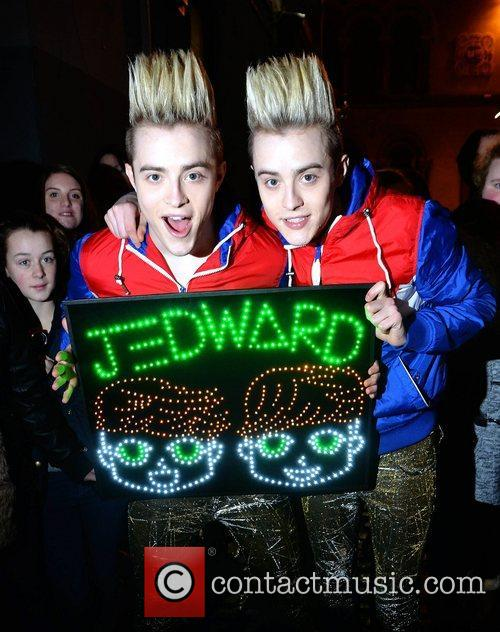 John Grimes, Edward Grimes and Jedward 3