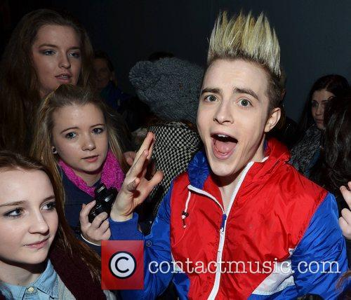 John Grimes and Jedward 1