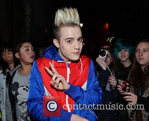 John Grimes and Jedward 2