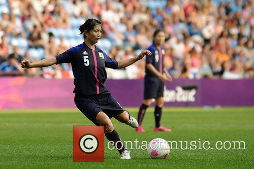 Aya Sameshima SAMESHIMA (Japan)  Women's Football first...
