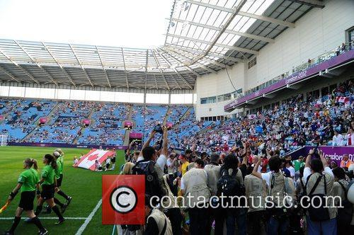 Japanese Press Pack Women's Football first round Group...