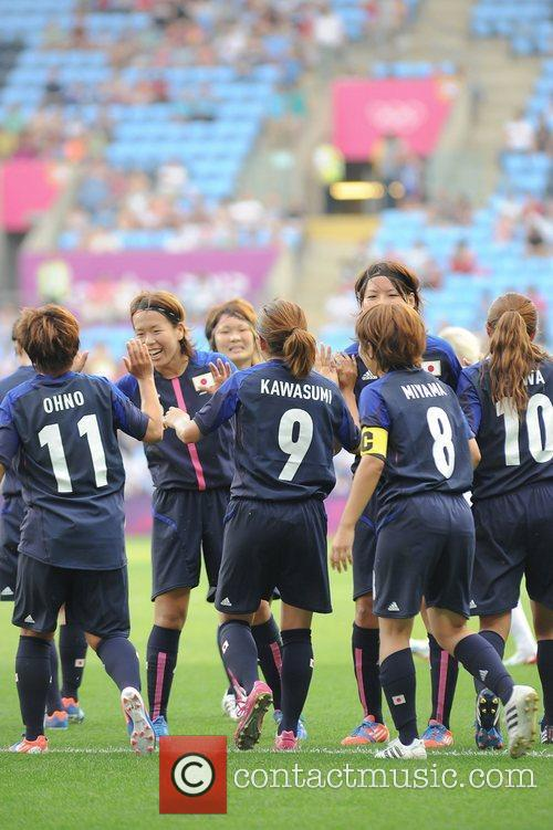Women's Football first round Group F Match of...