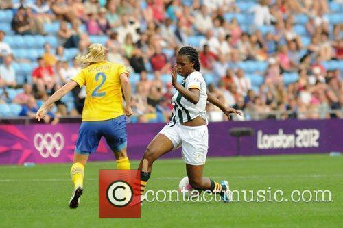 Andisiwe Mgcoyi iLinda Semgrant Women's Football first round...
