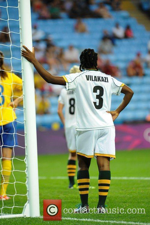 Nothando Vilakazi Women's Football first round Group F...