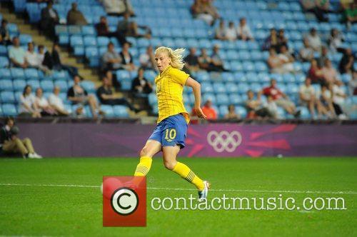 Sofia JakobssonWomen's Football first round Group F Match...