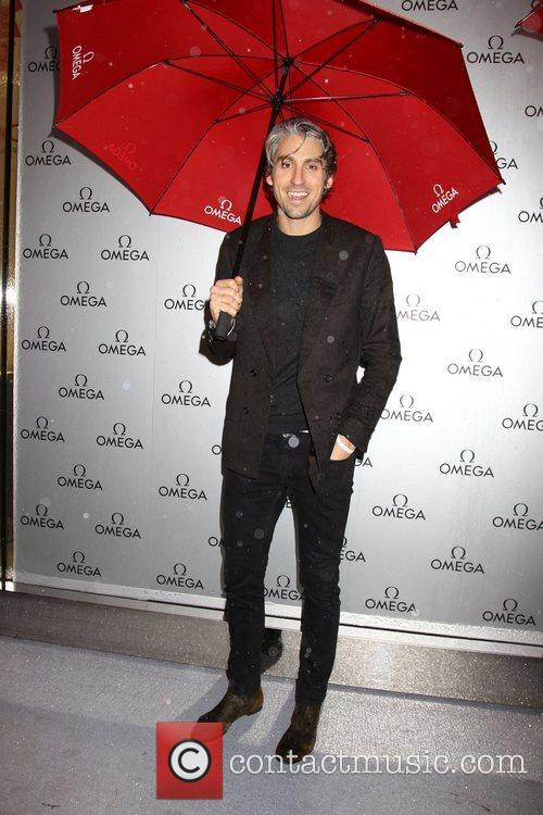 george lamb omega store launch party at 5767235