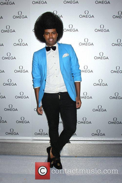 Omega store launch party at Westfield