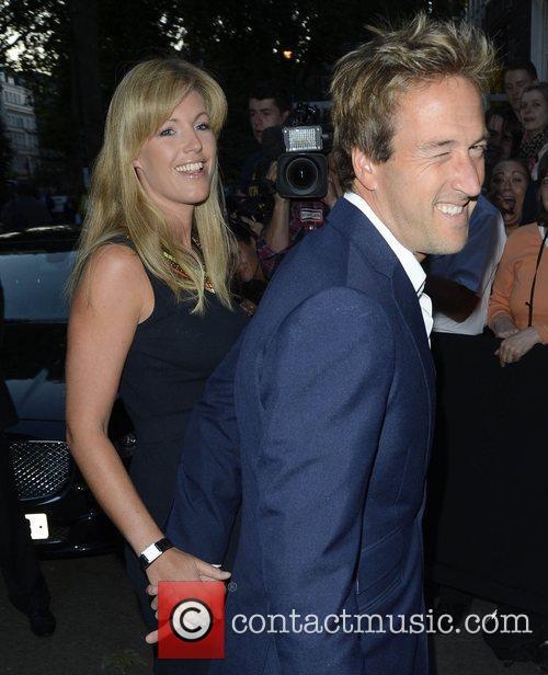 Ben Fogle at the Omega Party