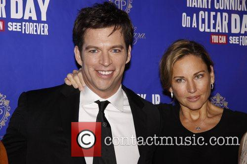 Harry Connick Jr. and Jill Goodacre 6