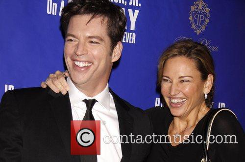 Harry Connick Jr. and Jill Goodacre 8