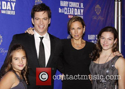 Harry Connick Jr. and Jill Goodacre 2
