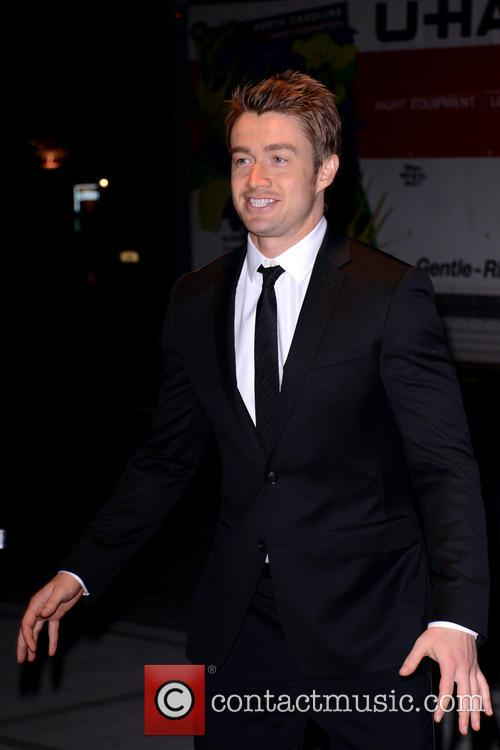 Rob Buckley New York premiere of 'On The...