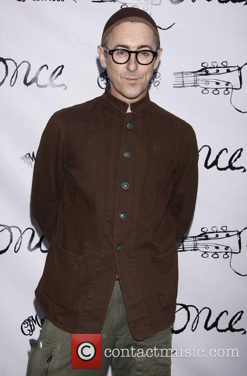 Alan Cumming  Broadway opening night of the...