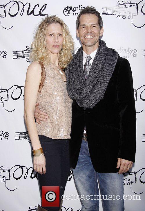 Jenny-Lynn Suckling and J. Robert Spencer  Broadway...