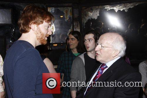 David Abeles and Michael D. Higgins  The...