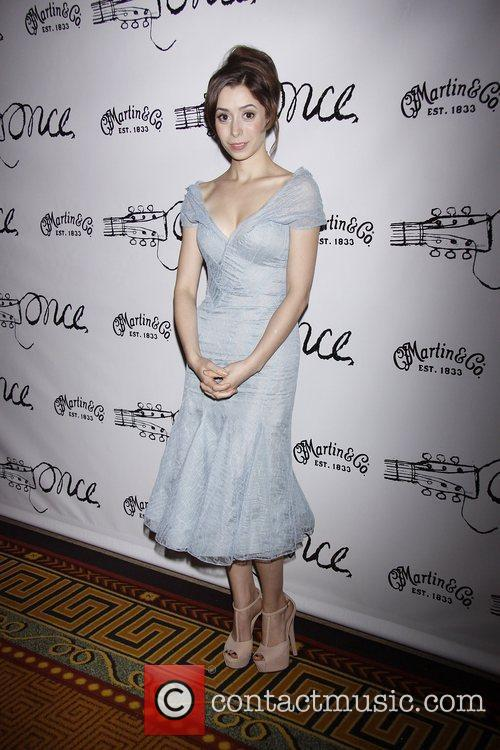 Cristin Milioti  Broadway opening night after party...