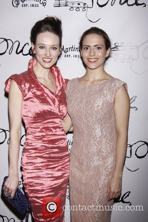 Elizabeth A. Davis and Erikka Walsh  Broadway...