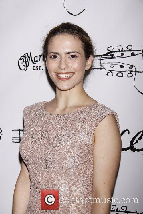 Erikka Walsh  Broadway opening night after party...