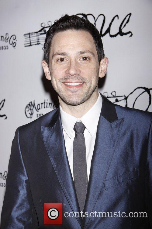 Steve Kazee  Broadway opening night after party...