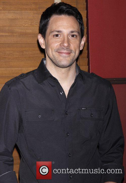 Steve Kazee Meet and Greet with the cast...
