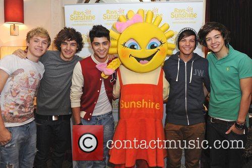 Niall Horan, Liam Payne, Zayn Malik, Louis Tomlinson...